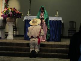 Our Lady of Guadalupe Feast Day