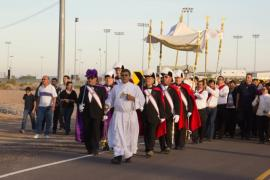 St. Henry Dedication - Procession